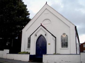 Home Kingsmead Baptist Church